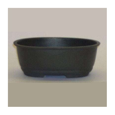 Vaso para Bonsai  PVC - Oval - 7€ - Jardimdaceleste.com - Plantas do Bosque & Jardim!
